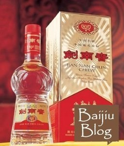Jiannanchun Baijiu