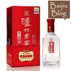 泸州老窖 lúzhōu lǎo jiào baijiu