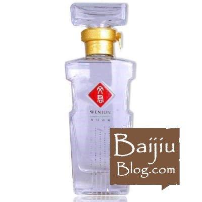 Baijiu Brand Name: Wenjunjiu