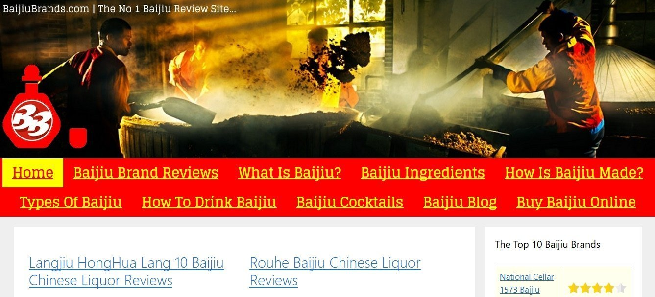 Do You Baijiu? BaijiuBrands.com