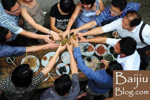 Chinese Drinking Games - Most Popular Drinking Games In China