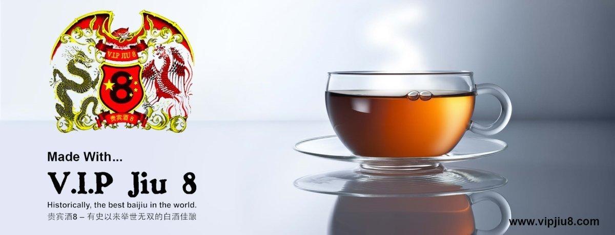 Baijiu Infused Tea