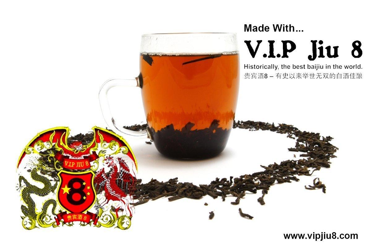Pu-erh Baijiu Tea