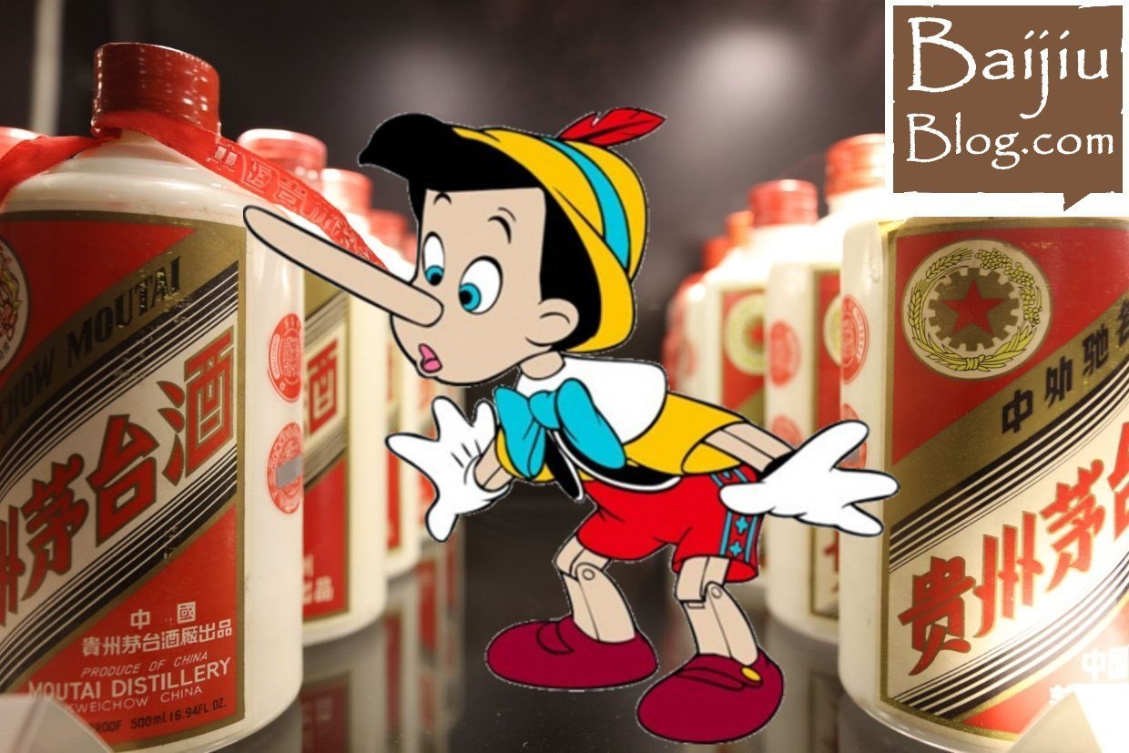 Moutai To Be Sued Over 'False Advertising'
