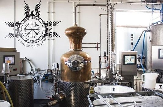 Iceland's Eimverk Distillery Have Two New Baijiu Brands in Production