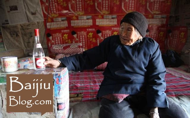 109 Year Old Granny Drinks Baijiu Every Day